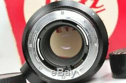 Leitz Wetzlar Leica SLR ELMARIT-R 180mm f2.8 lens in Leica R mount