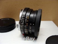 Leitz Wetzlar Leica Summicron-C 12/40mm preiswertes M-mount Lens RAR