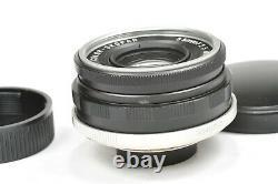 Lens Voigtlander 35mm f2.5 COLOR SKOPAR MC, Leica LTM mount for Bessa & Leica