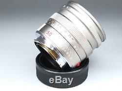 LimitedLeica SUMMILUX-M MF 50mm f/1.4 f1.4 Lens TITAN TITANIUM LEICA M Mount