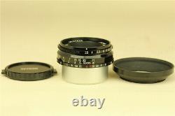 MINT- Avenon L 28mm f/3.5 for Leica L39 Mount
