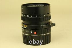 MINT LEICA ELMARIT-M 28mm f/2.8 E49 3rd M mount Lens