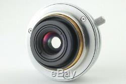 MINT Voigtlander Color Skopar 28mm f/3.5 for Leica L39 Screw Mount From JAPAN