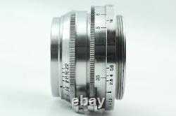 Many accessories N MINT Canon 35mm f/2.8 Lens LTM L39 Leica Screw Mount JAPAN