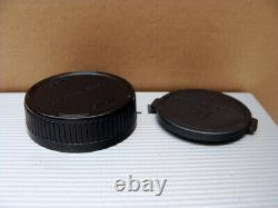 Minolta (JP) Minolta M-Rokkor 14/90mm black Leica M-mount Lens TOP