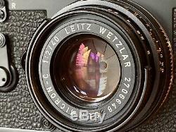 Mint LEICA SUMMICRON-C 40mm f/2 Lens (M-Mount)