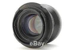 Ms-optics Custom! Mintcarl Zeiss Planar 35mm F2 T Black Lens Leica M Mount