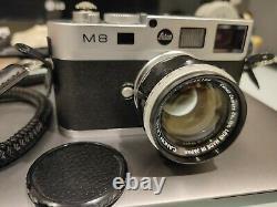 NEAR MINTCANON 50mm F/1.4 for Leica Screw Mount L39 LTM Rangefinder Lens JAPAN