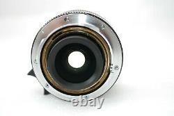 NEAR MINTLeica Elmarit-M 28mm F2.8 E46 (4th) Leica M-Mount M6 MP etc #3762
