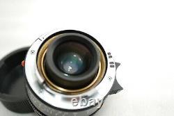 NEAR MINTLeica Elmarit-M 28mm F2.8 E46 (4th) Modified 6-bit M-Mount #4219