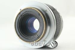 NEAR MINT CANON 35mm f/2.8 Lens for Leica L Screw Mount L39 LTM