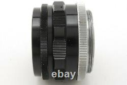 NEAR MINT Canon 35mm F/2 L39 LTM Leica Screw Mount Wide Angle Lens From Japan