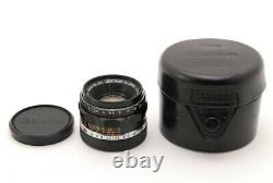 NEAR MINT Canon 35mm f2 Wide Angle L39 LTM Lens Leica Screw Mount From JAPAN