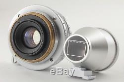 N-MINT++ Canon 28mm f2.8 L39 LTM Leica Screw Mount M39 withviewfinder JAPAN B824
