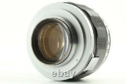 N MINT Canon 50mm f/1.2 Leica Screw Mount L39 LTM Rangefinder P 7 7S JAPAN