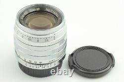 N. MINT Tokyo Kogaku Topcor S f/2 5cm 50mm Leica Screw Mount LTM L39 From JAPAN