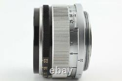 N MINT with Finder Canon 35mm f/1.8 Lens for LTM L39 Leica Screw L Mount JAPAN