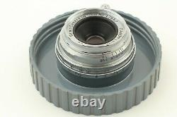 Near MINT CANON LENS 28mm F/3.5 Leica Screw Mount L39 LTM From JAPAN