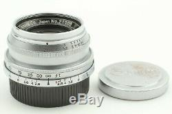 Near MINT++ Canon 35mm f/2.8 Lens for Leica L Screw Mount L39 LTM from Japan