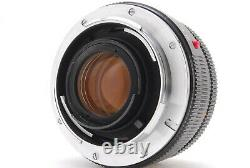 Near MINT- Leica Leitz Summicron R Wetzlar 50mm f2 2Cam MF R Mount Lens JAPAN