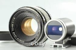 Near MINT with Finder Canon 35mm f/1.8 Lens LTM L39 Leica Screw Mount From JAPAN