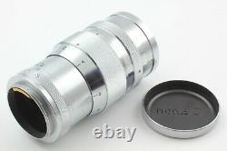 Near Mint CANON SERENAR 85mm F2 Leica Screw Mount L39 LTM form JAPAN #20-003