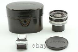 Near Mint Canon 19mm f3.5 Leica Screw Mount L39 LTM + Finder from japan #693