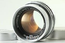 Near Mint Leica Leitz Summicron 50mm F/2 For LTM L39 Screw L Mount From JAPAN