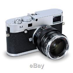 New Carl Zeiss 35mm F1 4 Distagon T Zm Lens Zm Leica M Mount