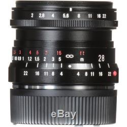 New VOIGTLANDER ULTRON 28mm F2 Lens VM Mount (Leica M Mount) Made in Japan