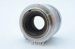 Nikon NIKKOR-HC 50mm f2 L39 LTM Leica L Screw Mount Excellent++