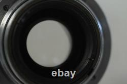 Nikon Nippon Kogaku Tokyo Nikkor-H 5cm F2 Leica L-39 Screw Mount Lens with Cap