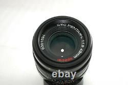 PENTAX SMC 43mm F/1.9 Black Special Limited for LTM L39 Leica L-Mount #3816