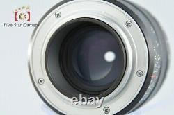 PENTAX SMC L 43mm f/1.9 Special Black L39 LTM Leica Thread Mount + Viewfinder