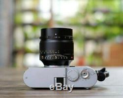 PRE-ORDER! 7Artisans 75mm f/1.25 lens for Leica-M-mount M6 M9 M-E M240 M10