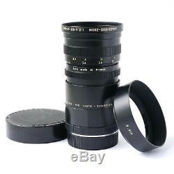 P. Angenieux Paris Zoom 45-90mm f/2.8 Leica R Mount 3-cam Lens for SLR/Cinema