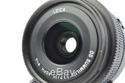 Panasonic Leica DG Summilux 15mm f/1.7 Asph. Lens for Micro 4/3 Mount #E5273