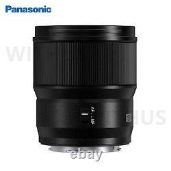 Panasonic Lumix S 50mm F1.8 S-S50GC Leica L-Mount Lens