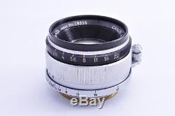 RARE! CANON 35mm f1.8 Leica 39mm LTM Leica screw mount From JAPAN VGC
