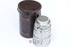RARE Leica Summicron 90mm f/2 LTM L39 Screw Mount Lens Midland Canada