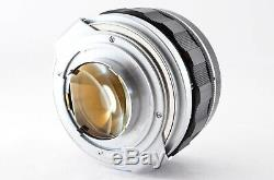 RARE MINT Canon 50mm F0.95 Dream Lens For 7 7s Leica L Mount From JAPAN 916S