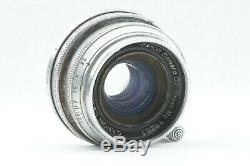 RARE! TESTED / EXC++ CANON 35mm f2.8 Leica screw mount L39 LTM From JAPAN