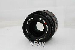 RARE TOP MINTKonica M-HEXANON 35mm f/2 for Leica M-Mount #2951