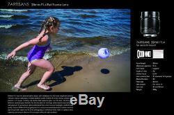 REAL EU SHIP! 7Artisans FE-PLUS 28mm f/1.4 lens for SONY CANON (Leica-M-mount)