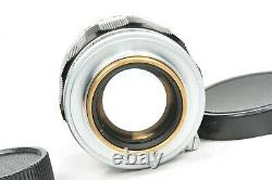 Rangefinder lens CANON 50mm f1.4 Leica LTM screw mount