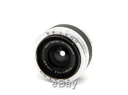 Rare Carl Zeiss 21mm f4.5 Biogon Rangefinder Lens in Leica M Mount 27214