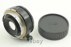 Rare! Near Mint AVENON MC 28mm f/3.5 Black L39 Leica Screw Mount from Japan