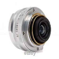 Ricoh GR 28mm f2.8 Leica LTM Mount Lens Boxed