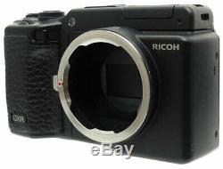 Ricoh GXR 10.0MP Digital Camera + A12 Mount Leica M Mount Lens