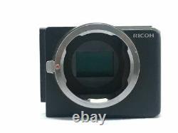 Ricoh GXR mount A12 Leica M mount Converter GR Unit APS-C Tested Good